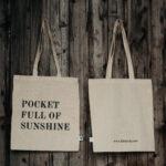 Baumwolltasche: Sunshine